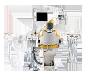 یونیت دندانپزشکی وصال گستر مدل 5200