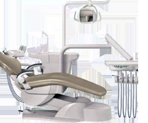 یونیت دندانپزشکی سانتم